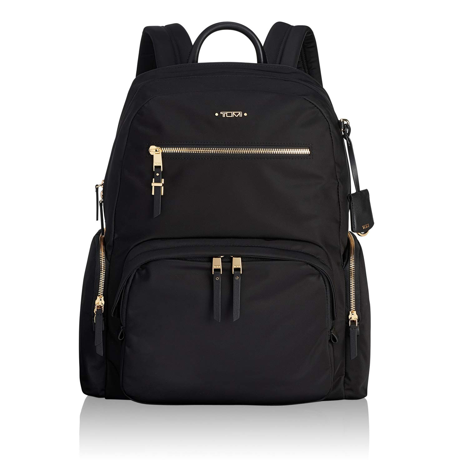 TUMI - Voyageur Carson Laptop Backpack - 15 Inch Computer Bag for Women - Black by TUMI