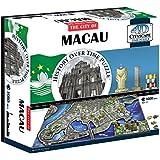 4D Cityscape 4D Macau China Puzzle