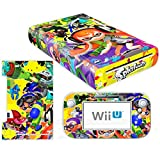Vanknight Nintendo Wii U Console Controller Skin Set Vinyl Decal Stickers Cover