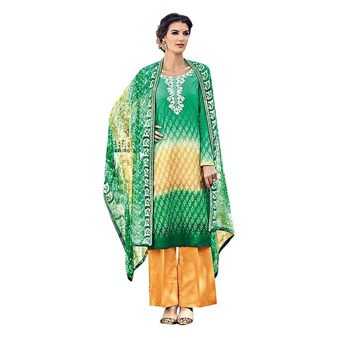 Amazon.com: Bollywood colección trajes para mujer pakistaní ...