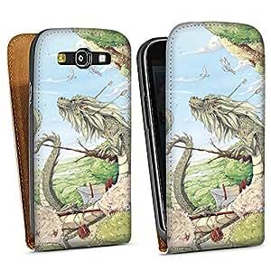 Diseño para Samsung Galaxy S3 i9300 / LTE i9305 DesignTasche white - Nature is Calling
