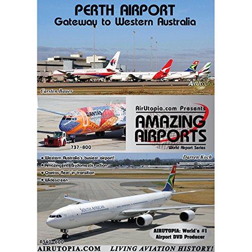 PERTH AIRPORT - Australia Pilot Shop