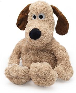 chien jouet peluche wallace et gromit