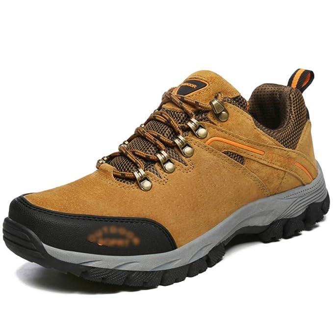 Tallas Grandes Para Caminar Al Aire Libre Zapatillas De Escalada Clásicas Senderismo Deportivo Zapatillas De Deporte Zapatos De Trekking Cómodos ...