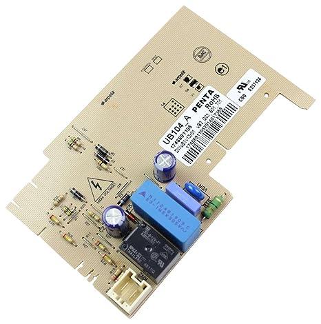 Amazon.com: Blomberg 1746691105 tarjeta electrónica ub104 ...