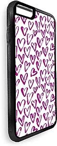 ايفون6 اس بتصميم قلوب