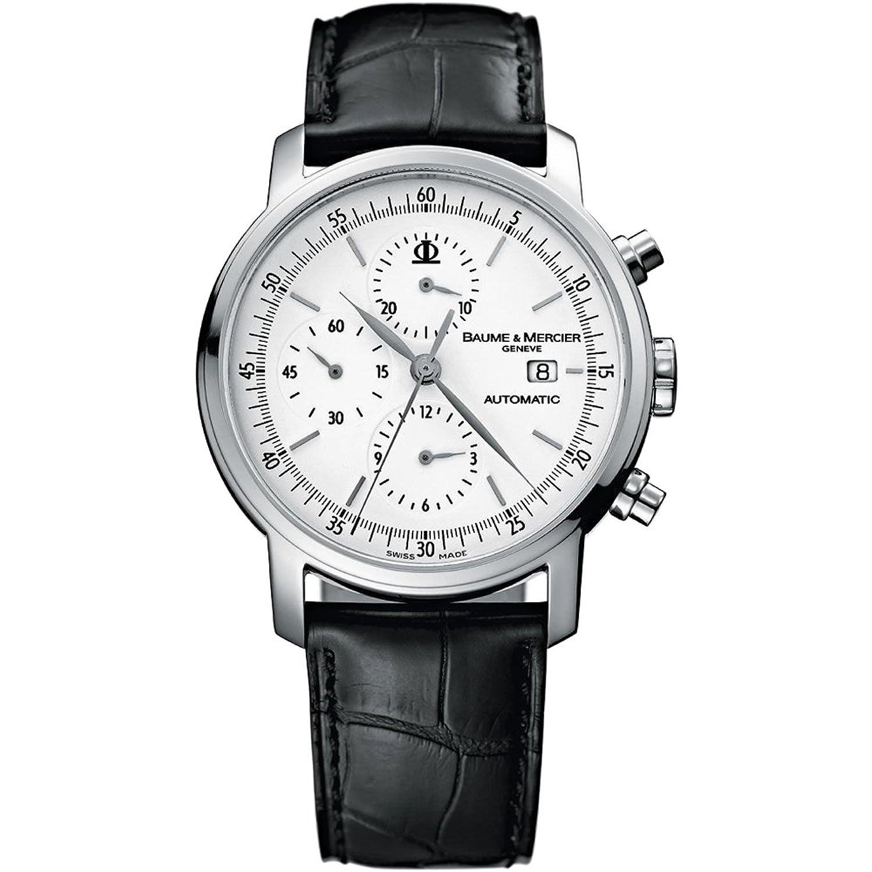 Baume & Mercierメンズ8591 Classima Chronograph Watch B002XITUNK