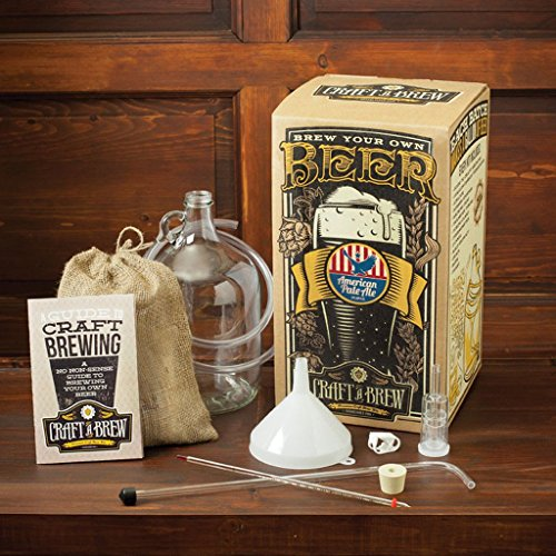 Craft A Brew American Pale Ale Beer Brewing Kit by Craft Brew (Image #1)'