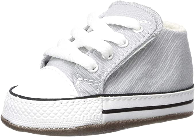 Converse CTAS CRIBSTER Mid 865159C Wolf Grey, Taille:18 EU