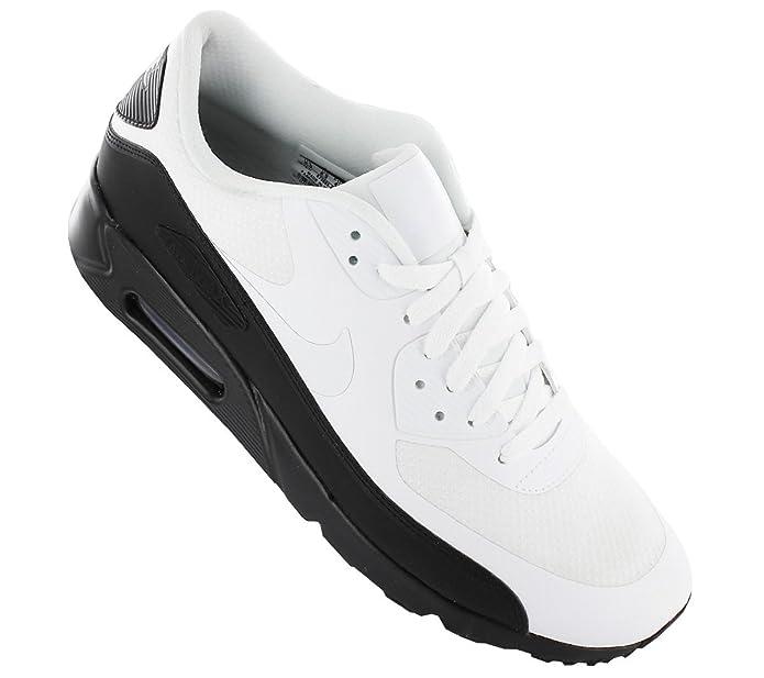 reputable site c70b2 26589 Nike Air Max 90 Ultra 2.0 Essential 875695-015 Herren Schuhe Schwarz EU  45.5 US 11.5 Hommes Chaussures Baskets  Amazon.fr  Chaussures et Sacs