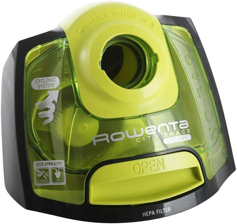 Rowenta tapa verde depósito filtro polvo aspirador Cty Space RO2522: Amazon.es: Hogar