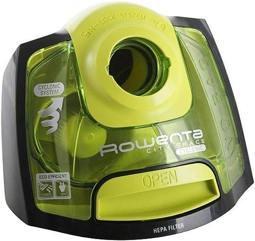 Rowenta tapa verde depósito filtro polvo aspirador Cty Space ...