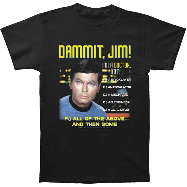 Star Trek T-Shirt - All Of The Above Original Series Tee