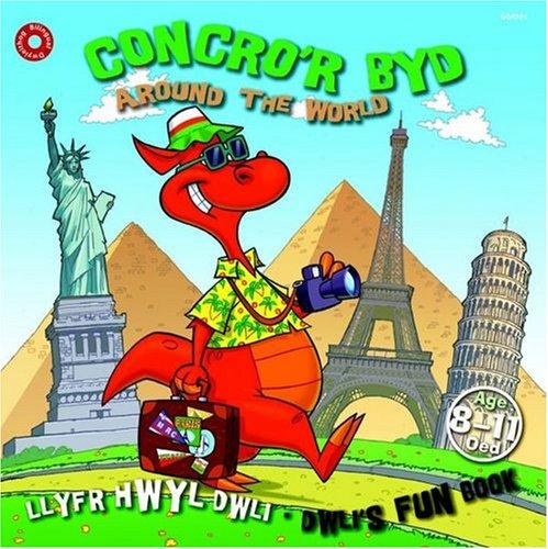 Concro'r Byd (Llyfr Hwyl Dwli/Dwli's Fun Book)