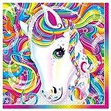 Rainbow Majesty by Lisa Frank Party Napkins, 16ct