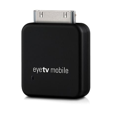 Elgato EyeTV Mobile Sintonizzatore TV per iPad (2  e 3  generazione) e  iPhone 4S