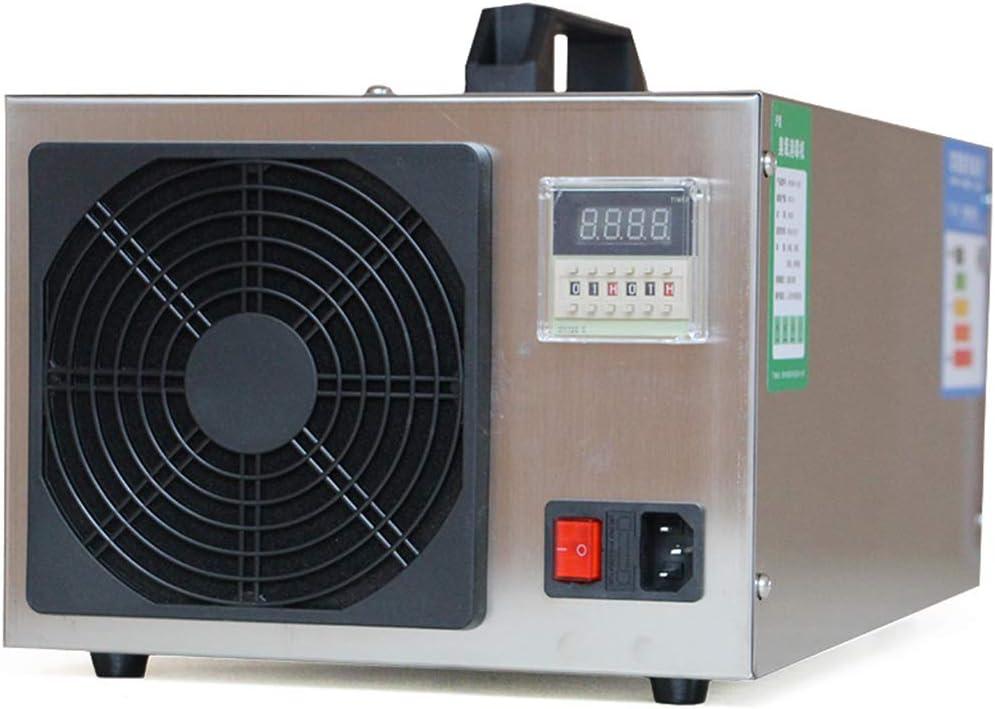 ODPWD Máquina de ozono, Generador de ozono purificador de Aire Mejorar el Entorno para el Cultivo de Setas Hongo Cultivo de Cerdo Aves de cría de Ganado y la cría de ovejas