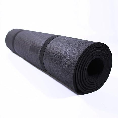 EUROSPORTS Pro Eco-Friendly Yoga Mat - 72