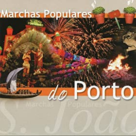 Amazon.com: Marchas do Porto - São João: Vários Artistas: MP3