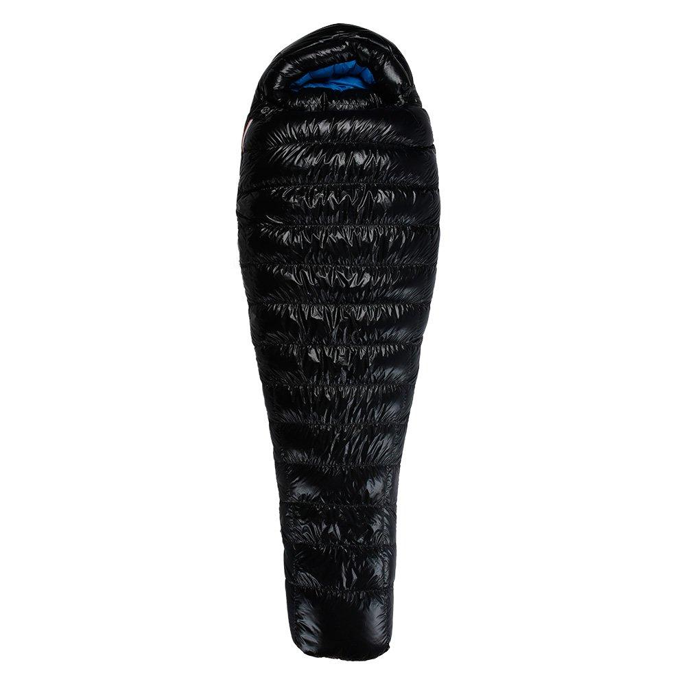 AEGISMAX グースダウン寝袋 3Dカット マミーダウン寝袋 ウルトライトダウンスリーピングバック 3シーズンダウン寝袋 連結可【耐寒温度 -8℃~-2℃ 800FP】G2 B078LJ6KYG ブラック Mサイズ