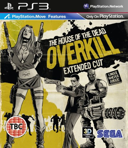 The House of the Dead Overkill: Extended Cut [PlayStation 3, PS3] - Exclusive Houses