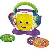 CD Player Aprender e Brincar, Fisher Price, Mattel