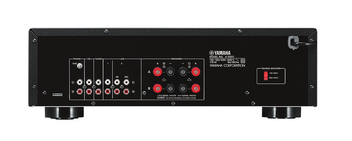 Amplificatore Integrato Yamaha A-S201