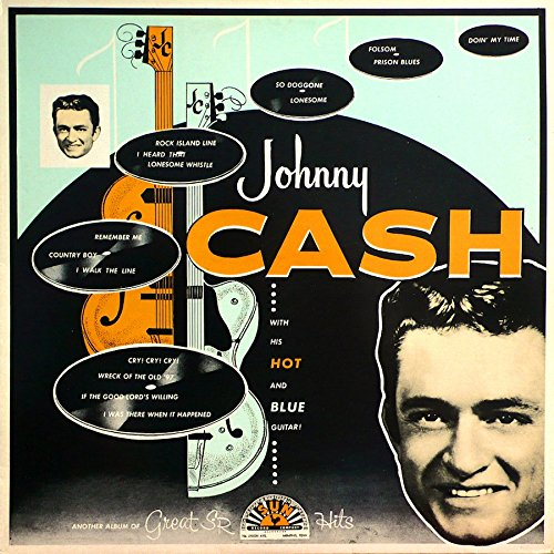 With His Hot And Blue Guitar (Cd Johnny Guitar)