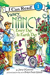 Being green is important to Nancy—so important that she wants her family to take care of the Earth morning, noon, and night!