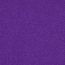 Robert Kaufman Kaufman Ventana Twill Solid Deep Purple Fabric By The Yard