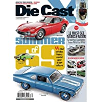 1-Year (4 Issues) of Die Cast X Magazine Subscription