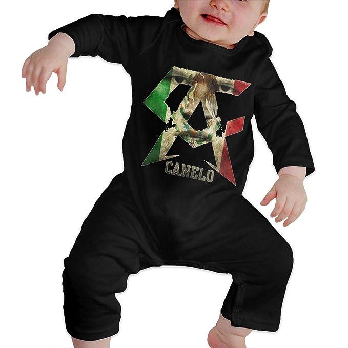 4c31d7b23a24 Amazon.com  Tollder Onesie Canelo Alvarez T Shirts Baby Boys Girls T ...