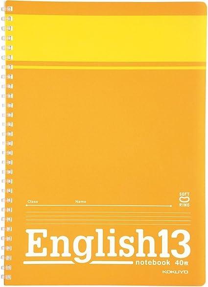 ノート 英語
