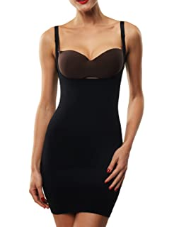 878a8aa474 Maidenform Flexees Women s Take Inches Off Wear Your Own Bra Slip at ...