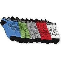 Avengers Boys Multi pack Socks (Toddler/Little Kid/Big Kid)