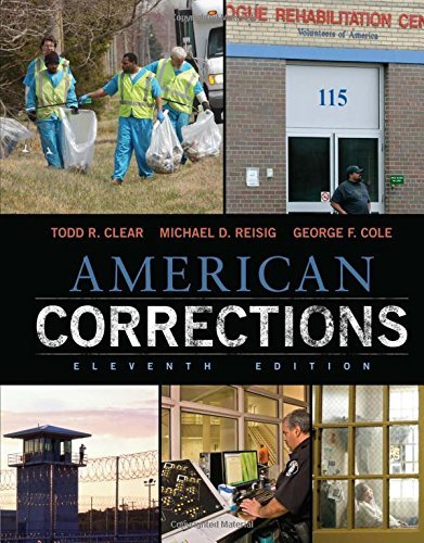 Download By Todd R. Clear - American Corrections (11th Edition) (2015-01-16) [Hardcover] ebook