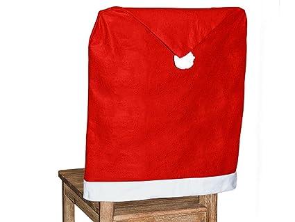 Coprisedia Natalizio Stile Cappello Di Babbo Natale (wh 69), Maxi  Cappellino In