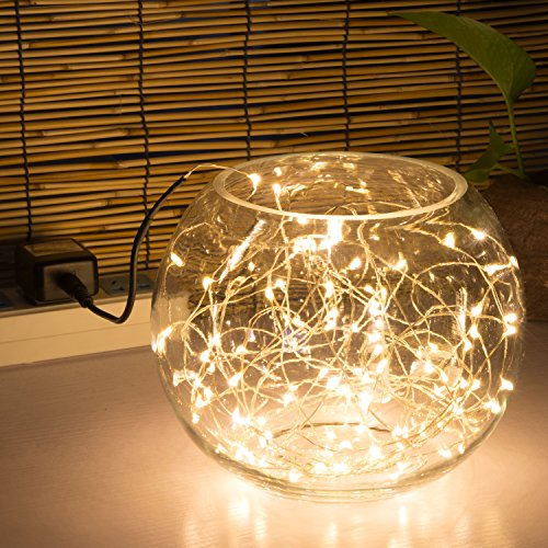 starry string lights bedroom oak leaf led string lights 33 ft 100 leds starry 17414