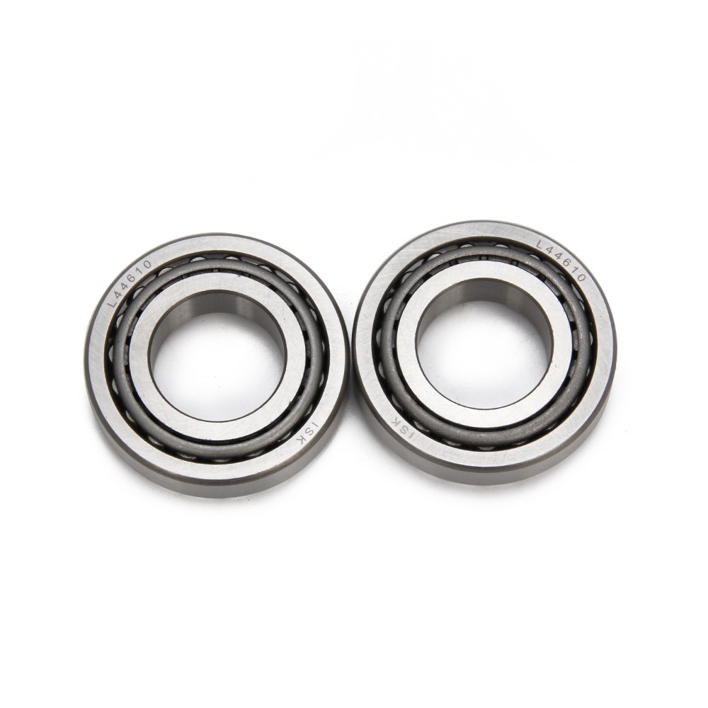 2x Motorcycle Tapered Roller Wheel Bearings Cone Cup Sets - Harley Davidson Sportster Touring Racers