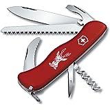 Victorinox Taschenwerkzeug Hunter feststellbar rot 0.8873