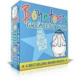 Boynton's Greatest Hits The Big Blue Box: Moo, Baa, La La La!; A to Z; Doggies; Blue Hat, Green Hat (Boynton Board Books)