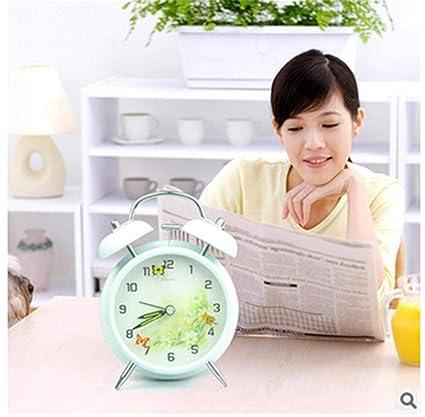 Comercio al por Mayor Doble Alarma de Campana Reloj ...
