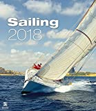 Sailing Calendar - 2018 Calendar - Calendars 2017 - Poster Calendar by Helma