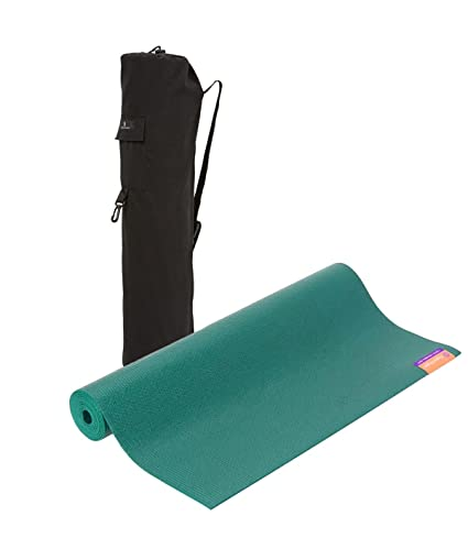 Amazon.com   Hugger Mugger Yoga Mat Set with Bag Starter Kit ... 91d7973b3