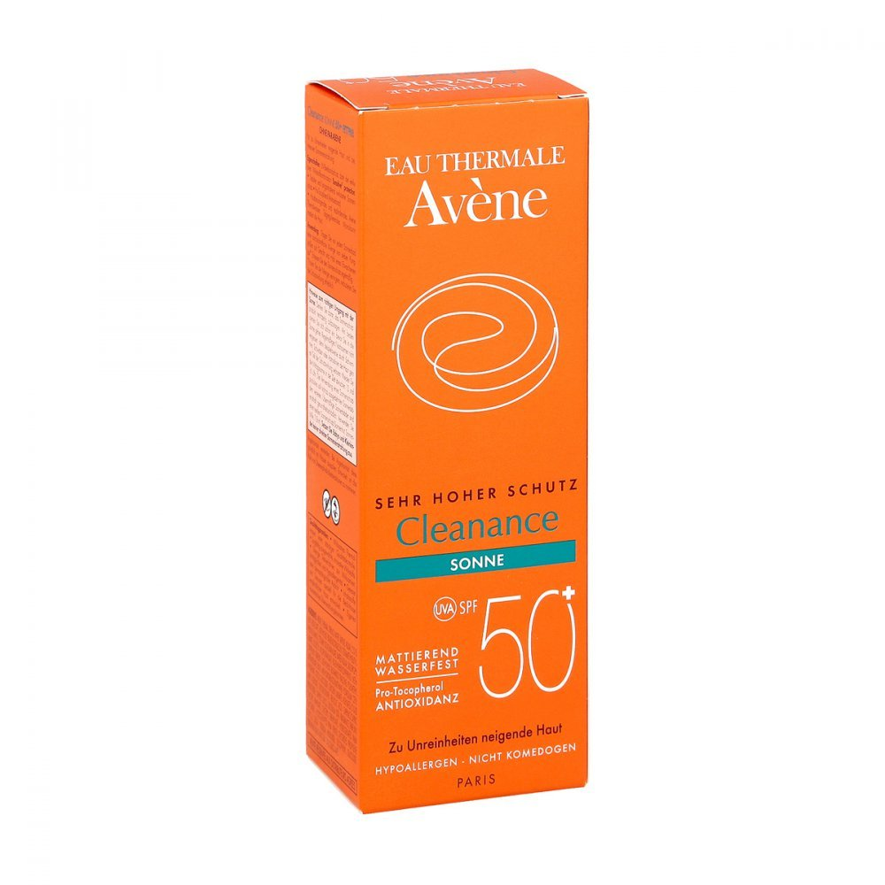 Avene Protezione Solare SPF50-50 ml Avene Paris AVN00056