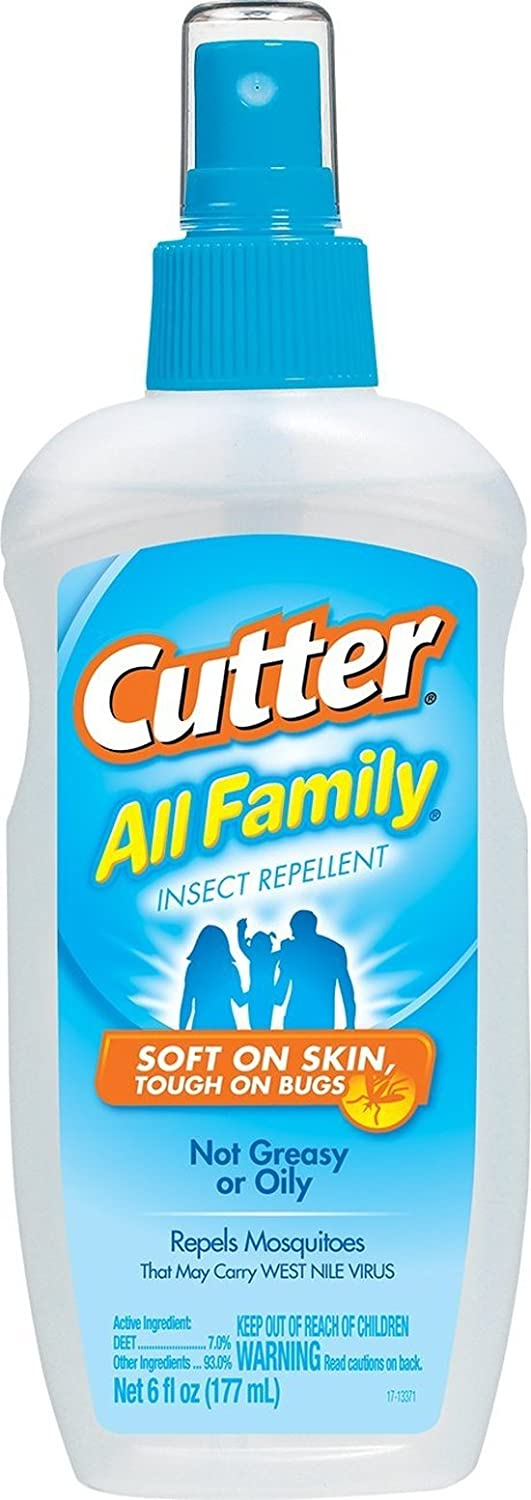 amazon com cutter all family insect repellent pump spray hg