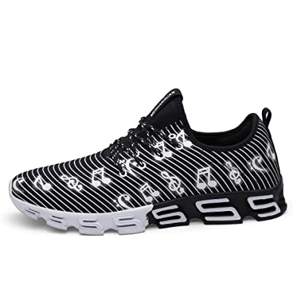 Amazon Com Hasag New Cushion Running Shoes For Men Summer Trail