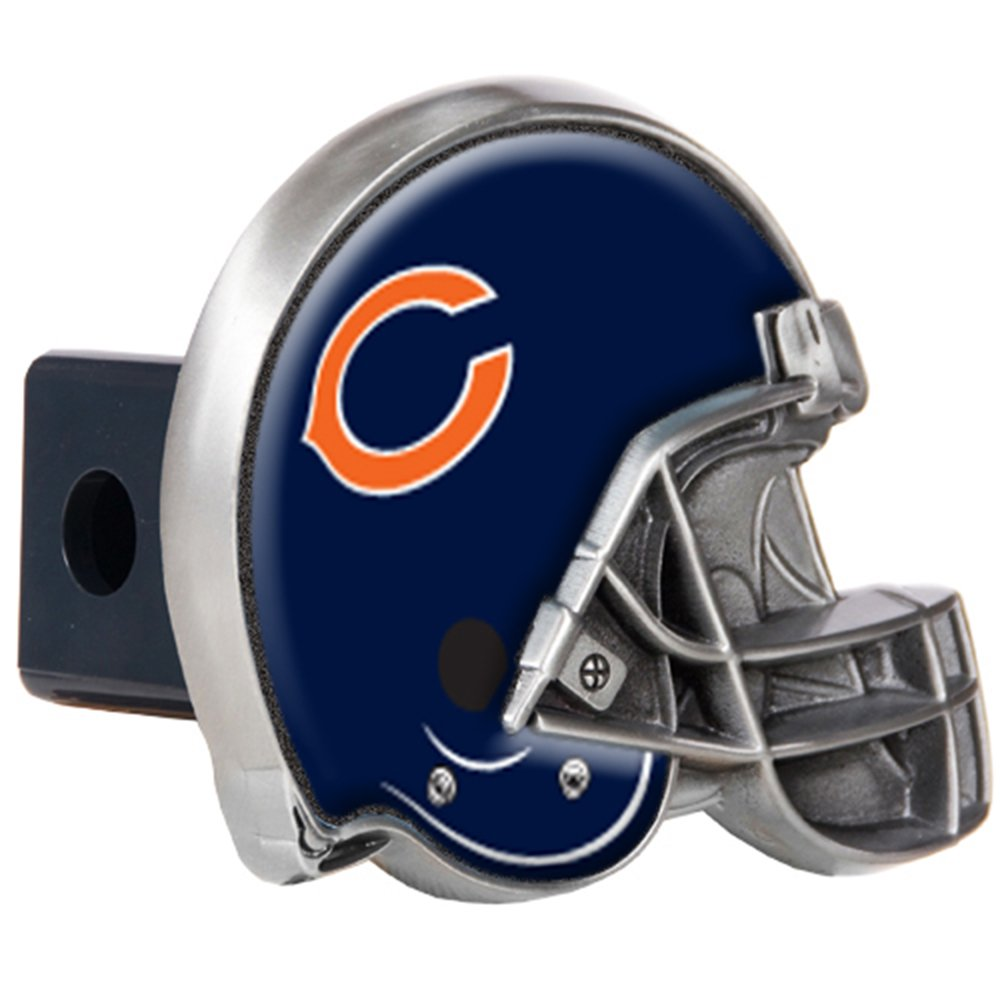 Great American Products NFL Metal Helmet Trailer Hitch Cover 72501 22822285