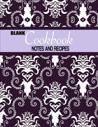 Download Blank Cookbook: Notes and Recipes pdf epub