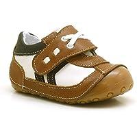 Hakiki Deri 4 Mevsim Bebek İlk Adım Ayakkabısı